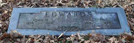 EDWARDS, JOHN H - Shelby County, Tennessee | JOHN H EDWARDS - Tennessee Gravestone Photos