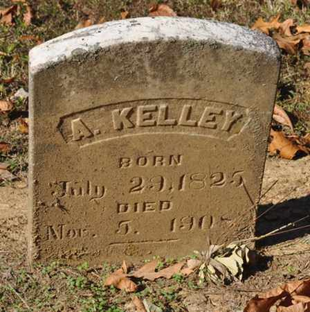 KELLEY, A. - Shelby County, Tennessee | A. KELLEY - Tennessee Gravestone Photos
