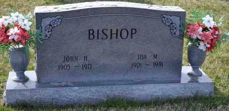 BISHOP, IDA M - Sullivan County, Tennessee | IDA M BISHOP - Tennessee Gravestone Photos