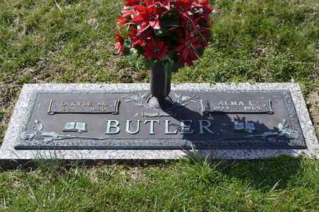 BUTLER, ALMA L - Sullivan County, Tennessee | ALMA L BUTLER - Tennessee Gravestone Photos