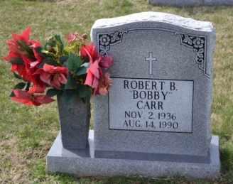 CARR, ROBERT B - Sullivan County, Tennessee | ROBERT B CARR - Tennessee Gravestone Photos