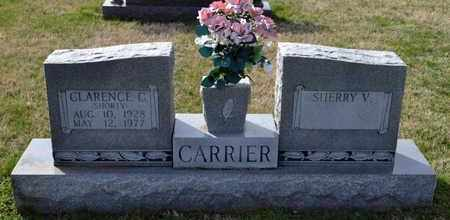 CARRIER, CLARENCE CHARLES - Sullivan County, Tennessee | CLARENCE CHARLES CARRIER - Tennessee Gravestone Photos