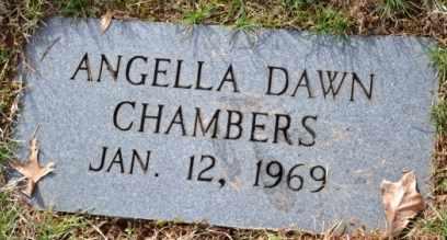 CHAMBERS, ANGELLA DAWN - Sullivan County, Tennessee | ANGELLA DAWN CHAMBERS - Tennessee Gravestone Photos
