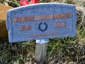 COMBS, HERSHEL RAY - Sullivan County, Tennessee | HERSHEL RAY COMBS - Tennessee Gravestone Photos