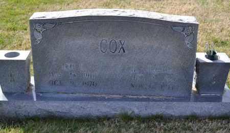 COX, H VIRGINIA - Sullivan County, Tennessee | H VIRGINIA COX - Tennessee Gravestone Photos