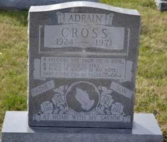 CROSS, ADRAIN - Sullivan County, Tennessee | ADRAIN CROSS - Tennessee Gravestone Photos