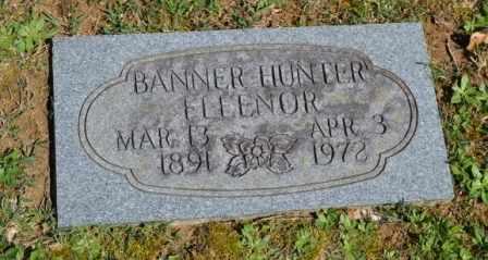 FLEENOR, BANNER HUNTER - Sullivan County, Tennessee | BANNER HUNTER FLEENOR - Tennessee Gravestone Photos