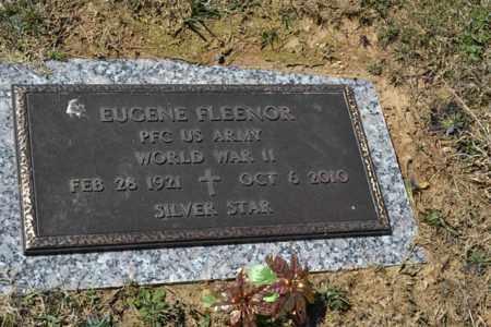 FLEENOR, EUGENE (WWII) - Sullivan County, Tennessee | EUGENE (WWII) FLEENOR - Tennessee Gravestone Photos