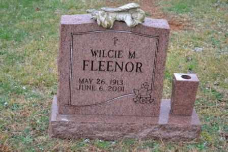 FLEENOR, WILCIE MAE - Sullivan County, Tennessee | WILCIE MAE FLEENOR - Tennessee Gravestone Photos