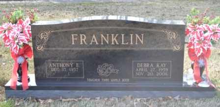 FRANKLIN, DEBRA HAY - Sullivan County, Tennessee | DEBRA HAY FRANKLIN - Tennessee Gravestone Photos
