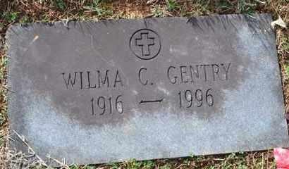 GENTRY, WILMA C - Sullivan County, Tennessee   WILMA C GENTRY - Tennessee Gravestone Photos