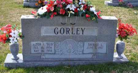 "GORLEY, ALTON N ""BUD"" - Sullivan County, Tennessee | ALTON N ""BUD"" GORLEY - Tennessee Gravestone Photos"