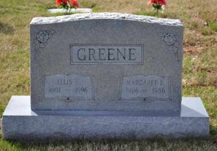 GREENE, ELLIS E - Sullivan County, Tennessee | ELLIS E GREENE - Tennessee Gravestone Photos