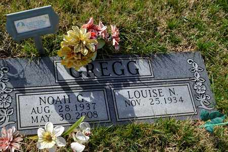 GREGG, NOAH G - Sullivan County, Tennessee | NOAH G GREGG - Tennessee Gravestone Photos