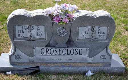 GROSECLOSE, JAMES R - Sullivan County, Tennessee | JAMES R GROSECLOSE - Tennessee Gravestone Photos