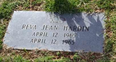 HARDIN, REVA JEAN - Sullivan County, Tennessee | REVA JEAN HARDIN - Tennessee Gravestone Photos