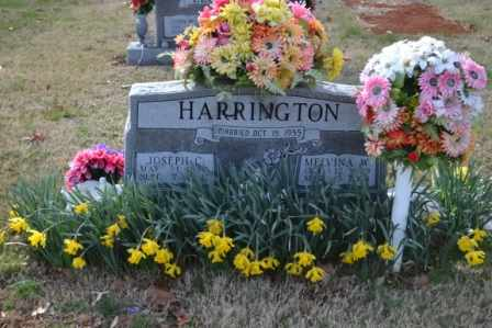 HARRINGTON, MELVINA W - Sullivan County, Tennessee   MELVINA W HARRINGTON - Tennessee Gravestone Photos