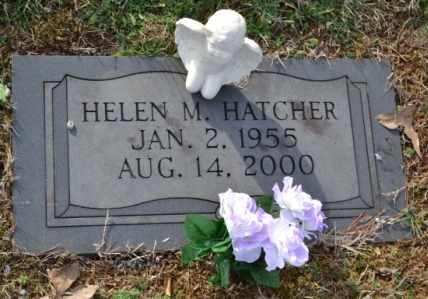 HATCHER, HELEN M - Sullivan County, Tennessee   HELEN M HATCHER - Tennessee Gravestone Photos