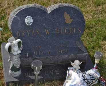 HUGHES, BRYAN WILLIAM - Sullivan County, Tennessee | BRYAN WILLIAM HUGHES - Tennessee Gravestone Photos