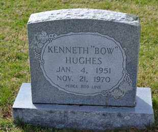 """HUGHES, KENNETH """"BOW"""" - Sullivan County, Tennessee 