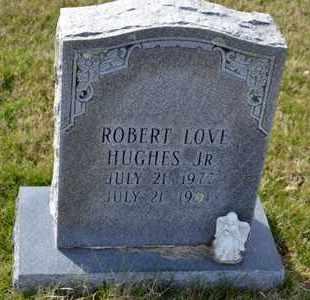 HUGHES, ROBERT LOVE, JR - Sullivan County, Tennessee | ROBERT LOVE, JR HUGHES - Tennessee Gravestone Photos