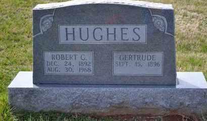 HUGHES, ROBERT C - Sullivan County, Tennessee | ROBERT C HUGHES - Tennessee Gravestone Photos