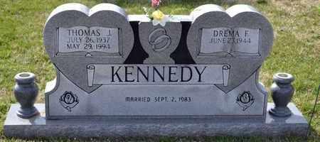 KENNEDY, THOMAS J - Sullivan County, Tennessee | THOMAS J KENNEDY - Tennessee Gravestone Photos