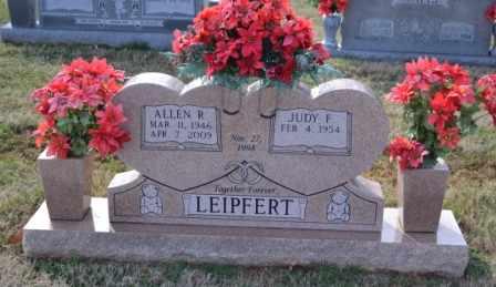 LEIPFERT, ALLEN R - Sullivan County, Tennessee | ALLEN R LEIPFERT - Tennessee Gravestone Photos