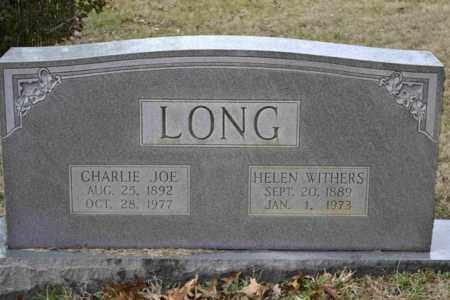LONG, HELEN - Sullivan County, Tennessee   HELEN LONG - Tennessee Gravestone Photos