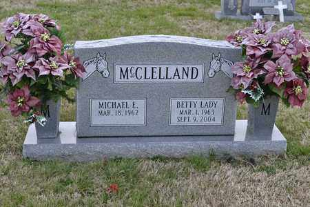 MCCLELLAND, BETTY L - Sullivan County, Tennessee | BETTY L MCCLELLAND - Tennessee Gravestone Photos