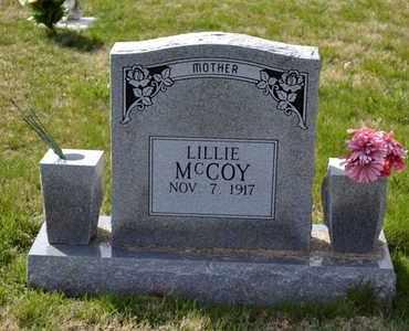 MCCOY, LILLIE - Sullivan County, Tennessee | LILLIE MCCOY - Tennessee Gravestone Photos