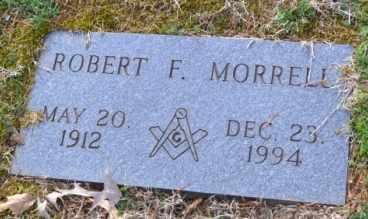 MORRELL, ROBERT F - Sullivan County, Tennessee | ROBERT F MORRELL - Tennessee Gravestone Photos