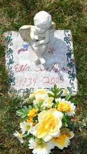GRINDSTAFF NEWTON, ELLA SUE - Sullivan County, Tennessee | ELLA SUE GRINDSTAFF NEWTON - Tennessee Gravestone Photos