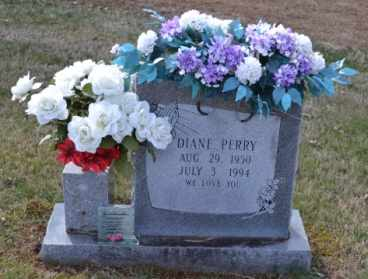 PERRY, DIANE - Sullivan County, Tennessee | DIANE PERRY - Tennessee Gravestone Photos