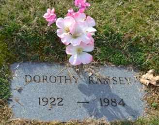 RAMSEY, DOROTHY - Sullivan County, Tennessee | DOROTHY RAMSEY - Tennessee Gravestone Photos