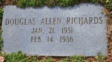 RICHARDS, DOUGLAS ALLEN - Sullivan County, Tennessee   DOUGLAS ALLEN RICHARDS - Tennessee Gravestone Photos
