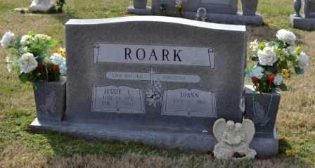 ROARK, JESSIE L - Sullivan County, Tennessee | JESSIE L ROARK - Tennessee Gravestone Photos