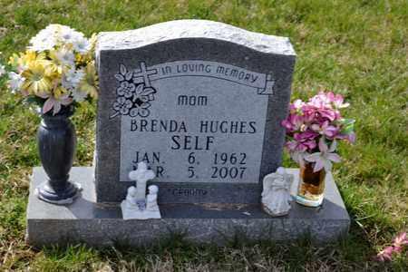 HUGHES SELF, BRENDA - Sullivan County, Tennessee   BRENDA HUGHES SELF - Tennessee Gravestone Photos