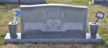 SMITH, WILLIAM CLYDE - Sullivan County, Tennessee | WILLIAM CLYDE SMITH - Tennessee Gravestone Photos