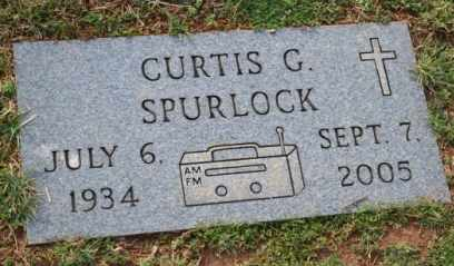 SPURLOCK, CURTIS G - Sullivan County, Tennessee   CURTIS G SPURLOCK - Tennessee Gravestone Photos