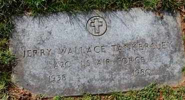 TANKERSLEY (VETERAN), JERRY WALLACE - Sullivan County, Tennessee | JERRY WALLACE TANKERSLEY (VETERAN) - Tennessee Gravestone Photos