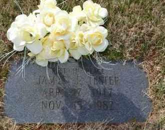 TESTER, JAMES J - Sullivan County, Tennessee | JAMES J TESTER - Tennessee Gravestone Photos