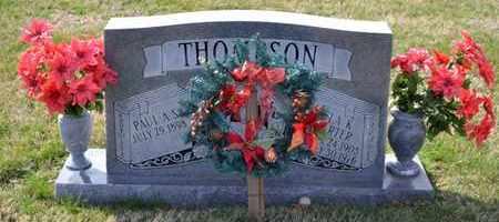 THOMPSON, PAUL A, SR - Sullivan County, Tennessee | PAUL A, SR THOMPSON - Tennessee Gravestone Photos
