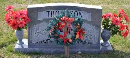 THOMPSON, LULA K - Sullivan County, Tennessee | LULA K THOMPSON - Tennessee Gravestone Photos