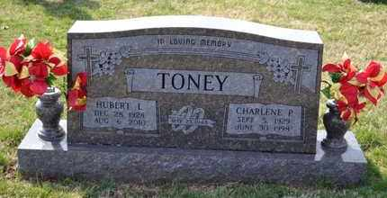 TONEY, HUBERT LAWRENCE - Sullivan County, Tennessee | HUBERT LAWRENCE TONEY - Tennessee Gravestone Photos