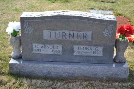 GREEN TURNER, LEONA - Sullivan County, Tennessee | LEONA GREEN TURNER - Tennessee Gravestone Photos