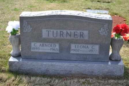 TURNER, C ARNOLD - Sullivan County, Tennessee | C ARNOLD TURNER - Tennessee Gravestone Photos