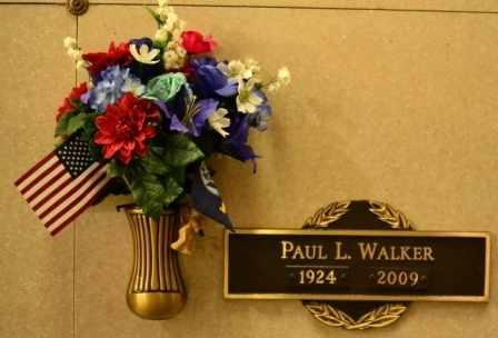 WALKER, PAUL L - Sullivan County, Tennessee | PAUL L WALKER - Tennessee Gravestone Photos