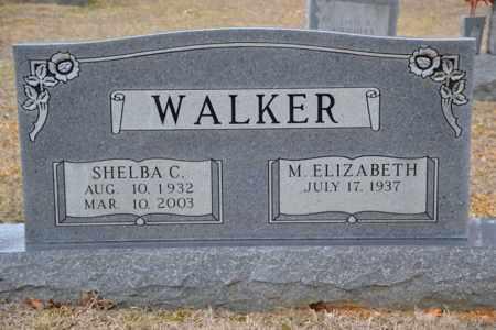 WALKER, SHELBA C - Sullivan County, Tennessee | SHELBA C WALKER - Tennessee Gravestone Photos