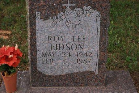 EIDSON, ROY LEE - Sumner County, Tennessee | ROY LEE EIDSON - Tennessee Gravestone Photos